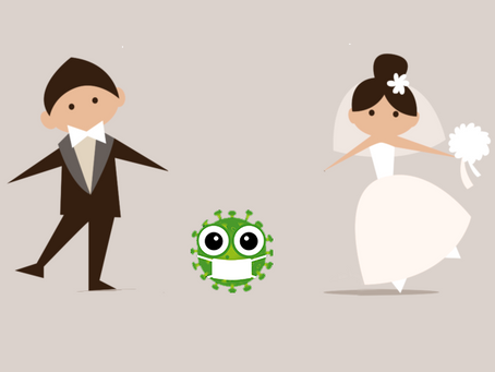 Mariage à l'église & coronavirus