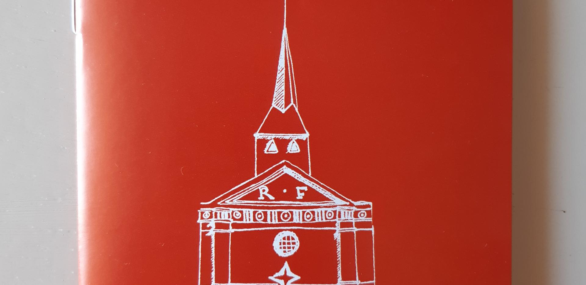 Livret de messe de mariage au format A6