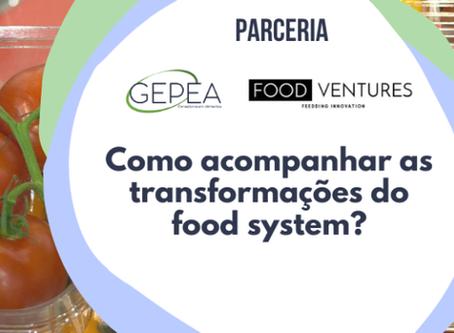 Como acompanhar as transformações do Food System?