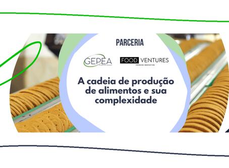 A cadeia de produção de alimentos e sua complexidade