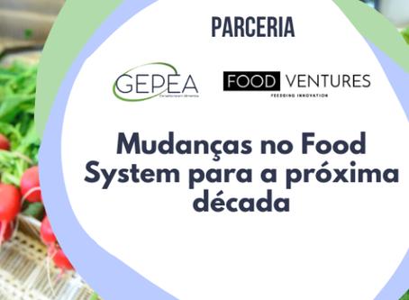 Mudanças no Food System para a próxima década