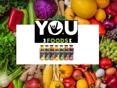 Beba seus vegetais com as sopas da YO.U Foods