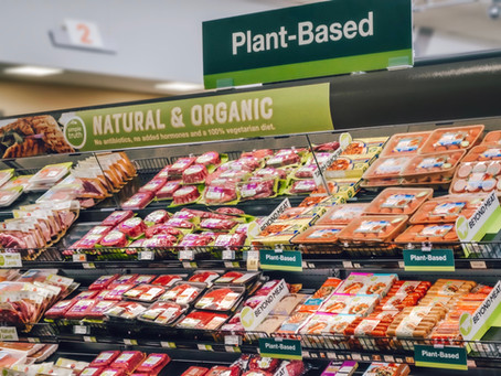 Lugar de plant-based é no corredor de carnes?