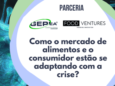 Como o mercado de alimentos e o consumidor estão se adaptando com a crise?