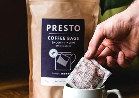 Ideia de Negócios - Saches de Café