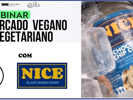 Nice Foods – sorvete vegano à base de castanha de caju