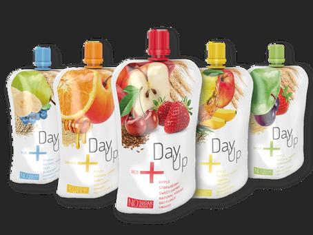 Marca polonesa DayUp exemplifica tudo que há de inovador no segmento de iogurtes e snacks saudáveis
