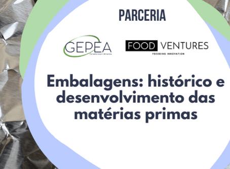 Embalagens: histórico e desenvolvimento das matérias primas