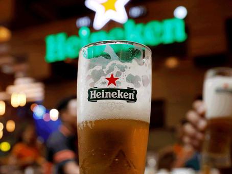 Heineken: nova queridinha do Brasil?