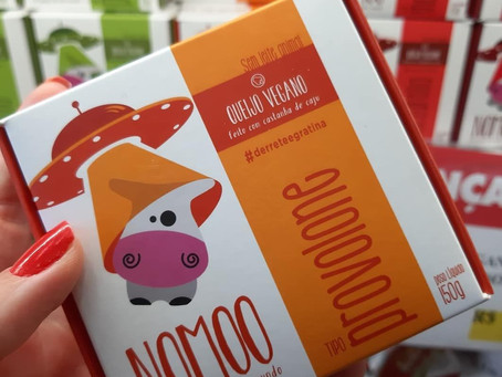 NoMoo – fazendo escola com 'laticínios' 100% vegetais