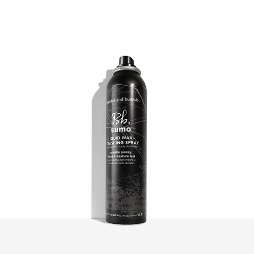Sumo Liquid Wax+ Finishing Spray