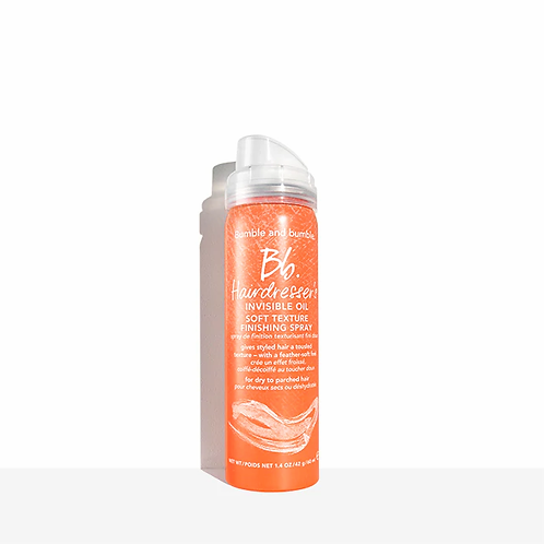 Hairdresser's Invisible Oil Soft Texture Finishing Spray 1.4oz