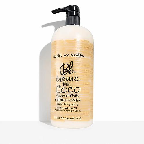 Creme De Coco Conditioner Litre