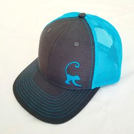 FM Trucker Hat - Blue