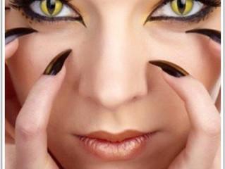Halloween Horror: lentes de contacto decorativos pueden causar daño ocular