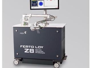 FEMTO Z8: El láser más avanzado del mundo