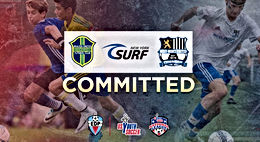BRAUSA Commit To Play in US Youth Soccer National League EDP Conferences for 2018-19