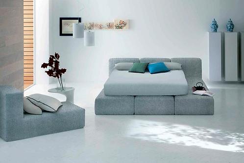 Кровать Pelle QB Italian Urban Style Altrenotti