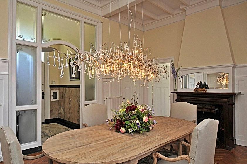 Коллекция Serip Bijout, проект Laren Villa, Нидерланды