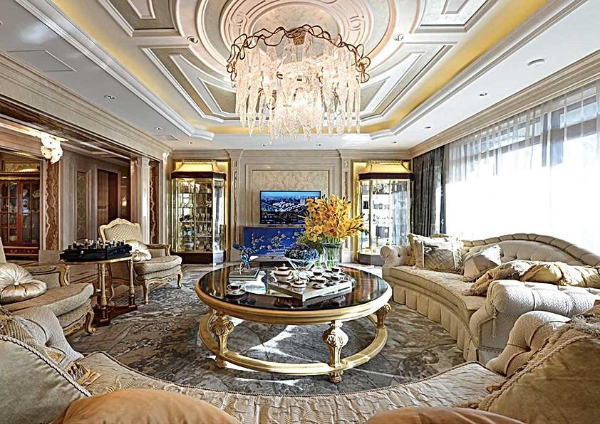 Коллекции Serip Diamonds, Serip Niagara, Serip Nenufar, проект Eminence Mansion, Китай