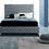 Thumbnail: Кровать Tiepolo Quilted Italian Urban Style Altrenotti