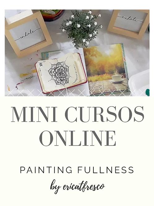 Pack de 3 Mini Cursos Online 1 - Inspiración