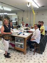 Workroom Skills & Efficiency class in Ohio at Nancy's Draperies