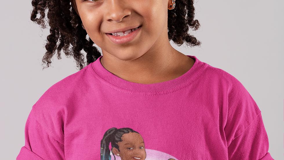 Mahogani's Adventures T-Shirt Pink