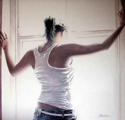 Figurative Art, Wall Art, Brier Art, Modern Realism, Figure Painting, Figurative Painters, Art Prints