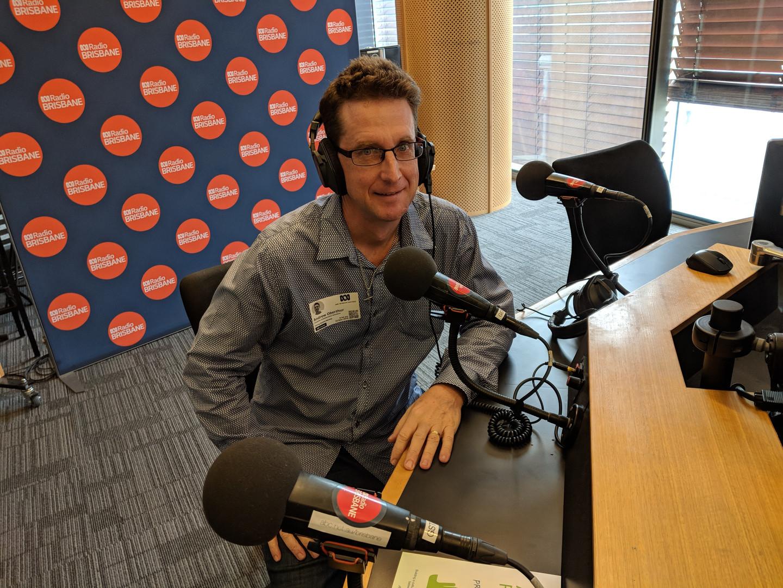 ABC Radio interview