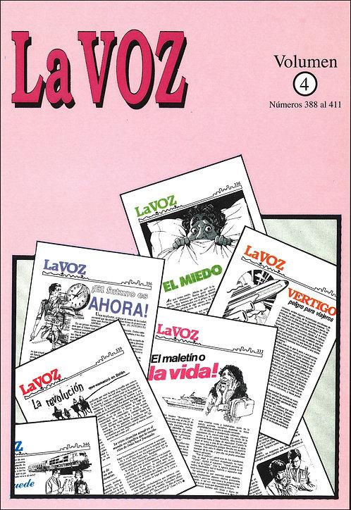 La Voz, volumen 4