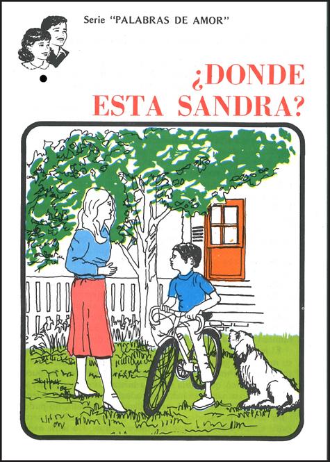 ¿Dónde está Sandra?, 50 ejemplares