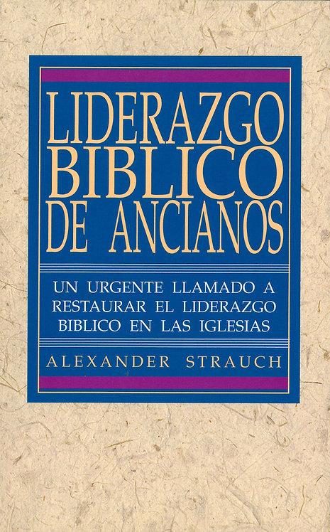 Liderazgo bíblico de ancianos