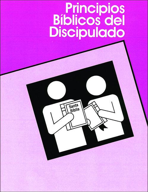Principios bíblicos del discipulado