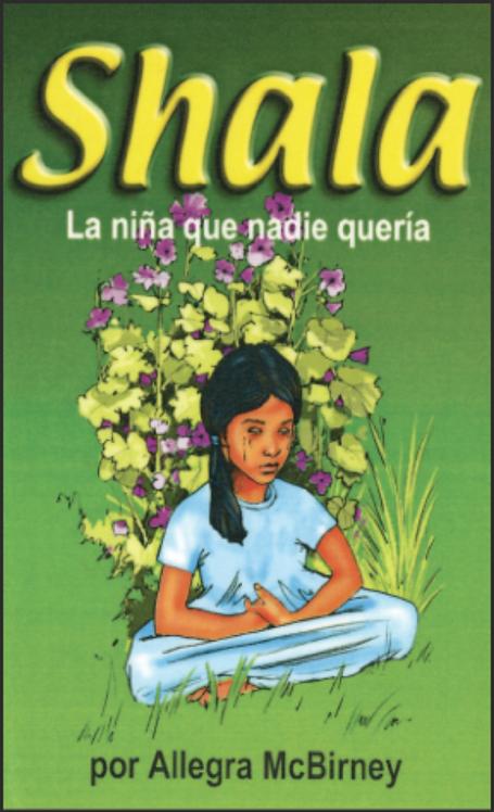Shala, la niña que nadie quería