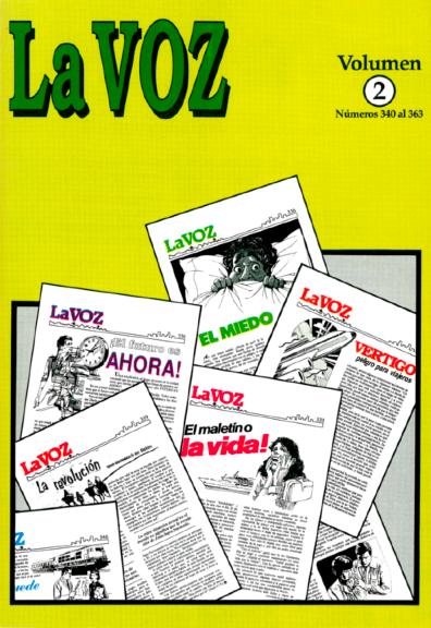 La Voz, volumen 2