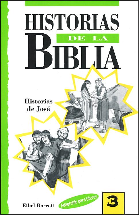 Historias de la Biblia # 3: José