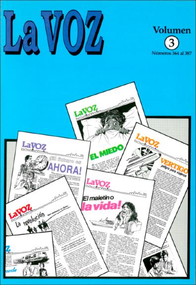 La Voz, volumen 3