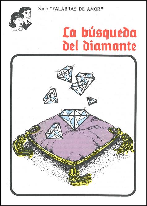 La búsqueda del diamante, 50 ejemplares