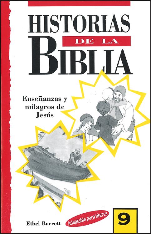 Historias de la Biblia # 9: Enseñanzas de Jesús