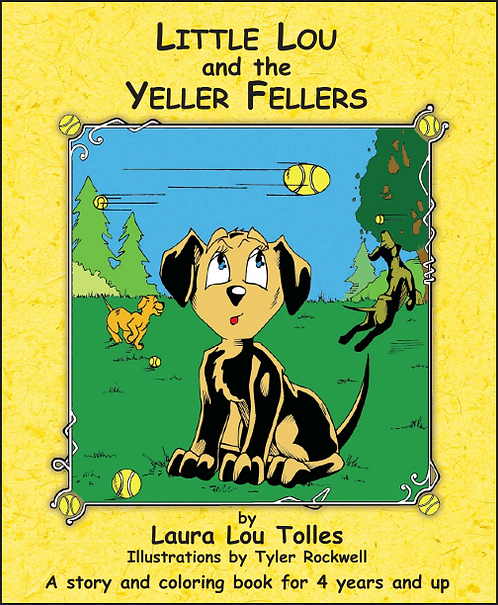 Little Lou and the yeller fellers
