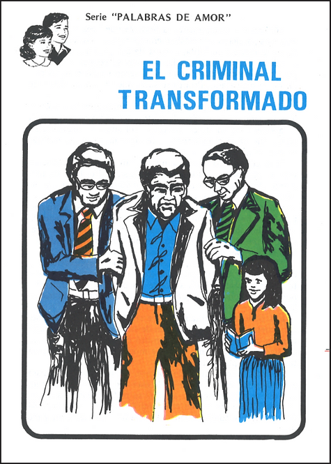El criminal transformado, 50 ejemplares