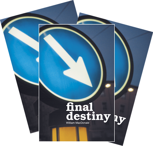 Final Destiny (NKJV) (20 copies)