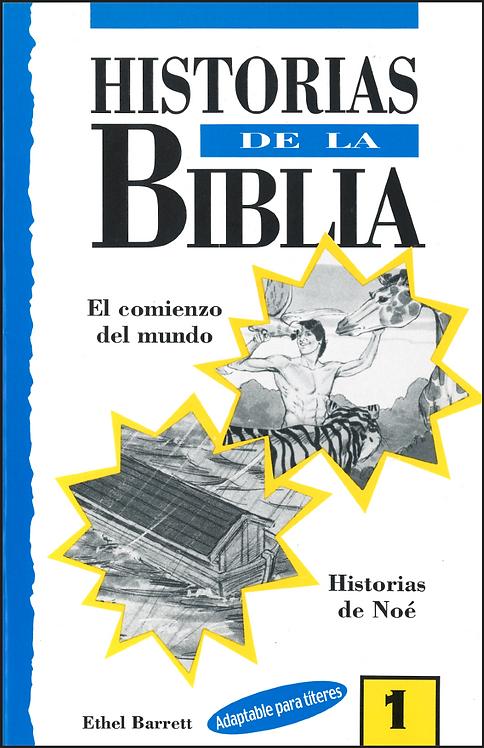Historias de la Biblia # 1: El comienzo del mundo y las historias de Noé