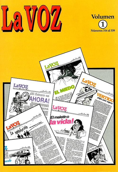 La Voz, volumen 1