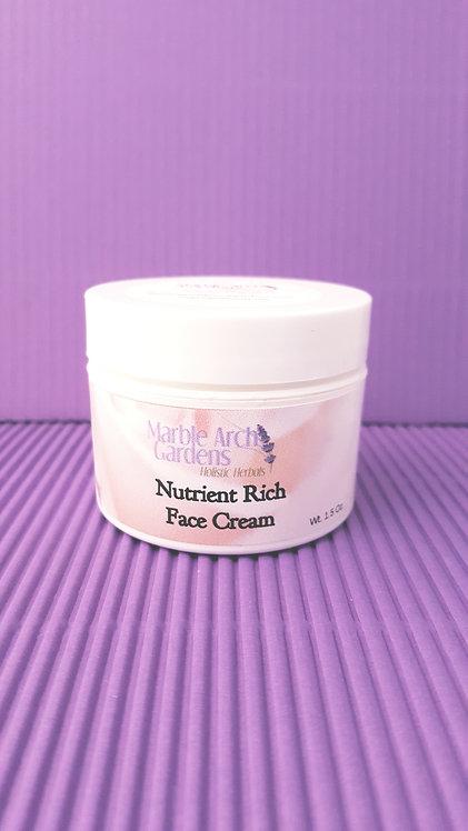 Nutrient Rich Face Cream