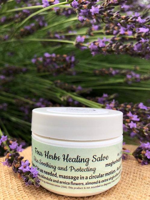 Four Herbs Healing Salve