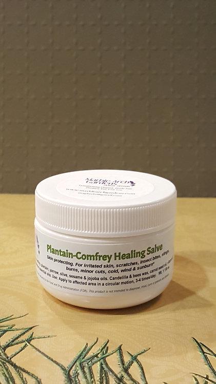 Plantain-Comfrey Healing Salve