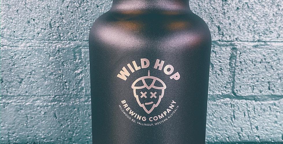 Wild Hop X Hydroflask 2L Growler
