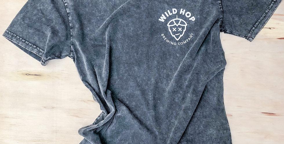 WILD HOP CLASSIC TEE - STONEWASH